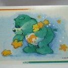 Care Bears 1994 Trading Sticker #161 - Wish Bear