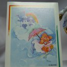 Care Bears 1994 Trading Sticker #170 - Friend Bear