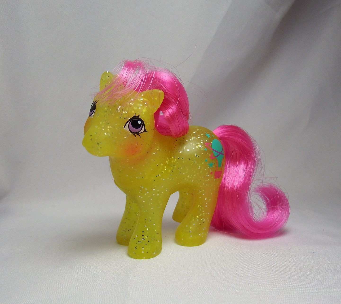 Vintage G1 My Little Pony Sparkle Baby Gusty