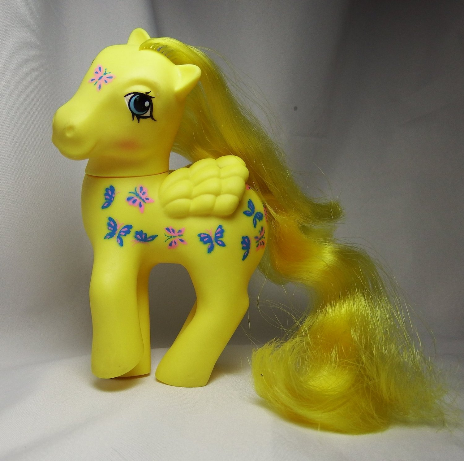 Vintage G1 My Little Pony Dancing Butterflies