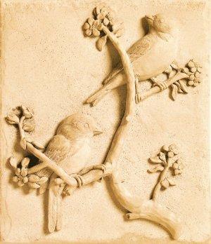 Chickadee & Gold Finch