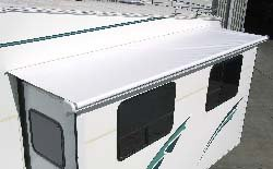 Carefree RV Slide Out Topper Awning Fabric Heavy Duty Universal