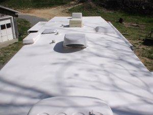 Koolseal 63 600 Elastomeric Rv Rubber Roof Coating Renew