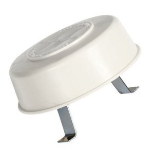 Camco 40134 RV Sewer Plumbing Roof Vent Cap Colonial White