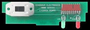 Dinosaur Electronics RM3500/3600/3800 Dometic RM3600 RM3800 Eyebrow Bd