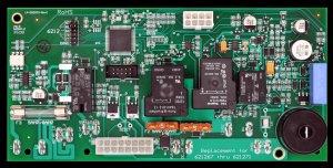 Dinosaur  6212XX Norcold Refrigerator Board 6212