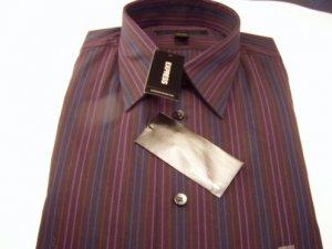 Express 1MX Dress Shirt Large