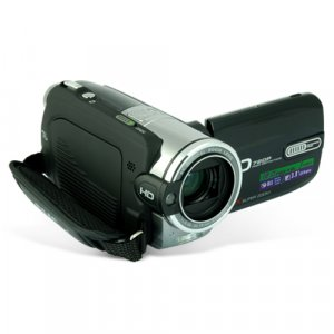 HD Camcorder - High Definition DV Camera with 5x Optical Zoom