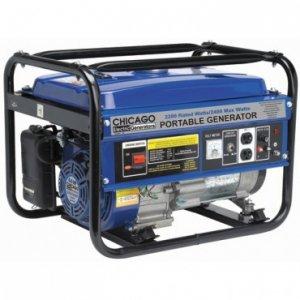 5.5 HP, 2200 Rated Watts/2400 Max Watts Portable Generator