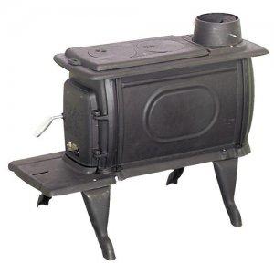Cast Iron Boxwood Heater/Stove