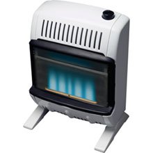 HeatStar Blue Flame Heaters - 10,000 BTU Natural Gas