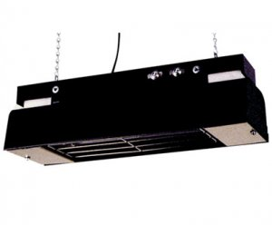 Infrared Utility Heater - 450/900 Watts