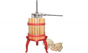 Double Ratchet Fruit and Wine Press