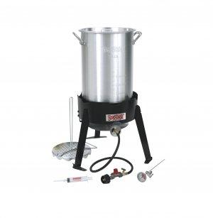 Classic Turkey Fryer Kit � 55,000 BTU, 18-Lb. Capacity
