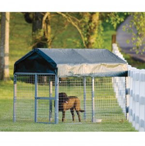 Dog Kennel � 8Ft.L x 4Ft.W x 5Ft.6in.H