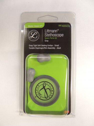 40023 3M LITTMANN Stethoscope Spare Parts Kit Master Classic II - Gray