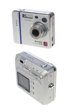 Fuji FinePix 401 2.1MP Digital Camera Reconditioned