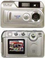 NEW VIVITAR 3.0 Megapixel 4X Digital Zoom Digital Camera