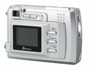 Cobra Digital DC6415 6.0 Mega Pixels 3 in 1 Mode Digital Camera/PC Camera/Camcorder