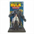 The Incredible Hulk Decorative Collectible 3-d Comic New