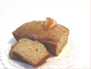 Pear-nana Bread