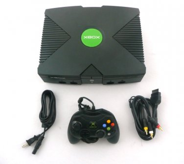 Original Xbox Upgraded Motherboard Mainboard 128mb RAM 1ghz CPU