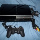 3.55 Firmware Jailbroken Sony Playstation 3 PS3 120 GB Console 120gb 4.66 Habib Cobra Multiman