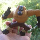 McDonalds Happy meal toys TOY McD  Kung Fu Panda Monkey
