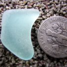 FLAWLESS   Beach Sea Glass AQUA Jewelry Gem Turquoise