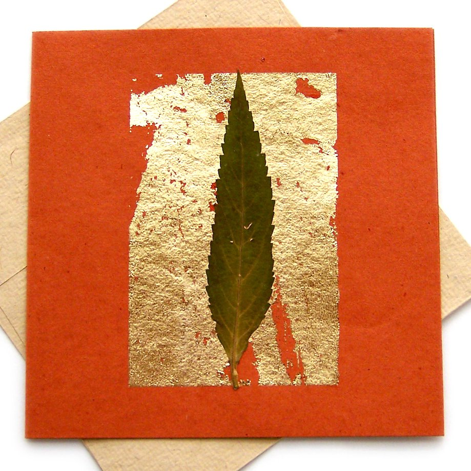 Buy e greeting cards gift ideas - 4 handmade gift idea greeting thank you mom cards gold leaf tree free
