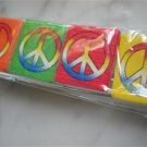 peace  sign  tile  bracelet new  stretch fit