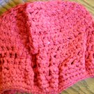 New Pink  Beanie Kufi hat crocheted SALE