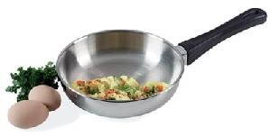 "Precise Heat 8"" 9 Element Omelet Pan"