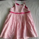 Baby GAP Pink Corduroy Dress Toddler Girls 24 24m 2 2t