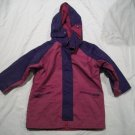 WIPPETTE KIDS Rain Coat Fall Jacket Girls Medium 5 6