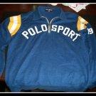 POLO Sport Ralph Lauren Men Vintage Logo Shirt S Small