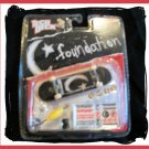 TECH DECK FOUNDATION Fingerboard NEW Skateboard Toy