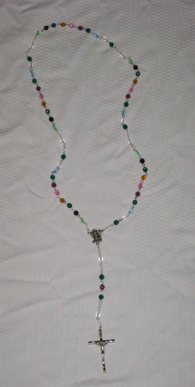 Custom Birthstone Rosary