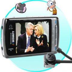 Mini Spy Camera + 2GB Viewscreen DVR (1/3 SONY Super HAD CCD)