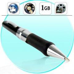 Secret Agent Pen Camcorder - 1GB