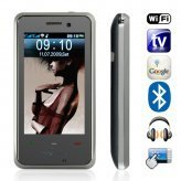 Orion - WiFi Quadband Dual SIM Cellphone with 3 Inch Touchscreen
