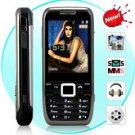 Luxor - Triple SIM Unlocked Cellphone - Dual SIM Quadband + CDMA