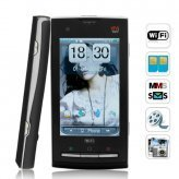 Genova - Quadband Dual SIM Wifi Touchscreen Worldphone