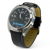 Bluetooth Watch with Vibration and Caller ID Display