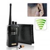 The Super Sneak - Hidden In-Ear Audio Receiver Kit