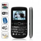 The Buddy - WiFi Dual-SIM Cellphone with QWERTY Keyboard