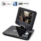 7 Inch Widescreen Portable DVD Player with Copy Function