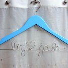 Something Blue Custom Bridal Wedding Hanger