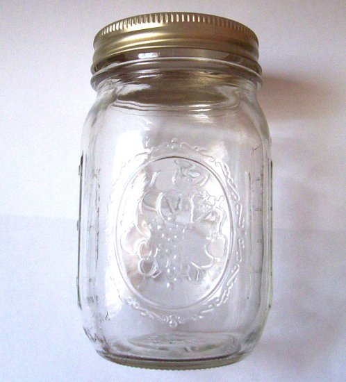 14 Oz. Soy Candle Jar