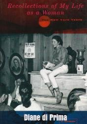 Recollections of My Life as a Woman by Diane di Prima - First Edition